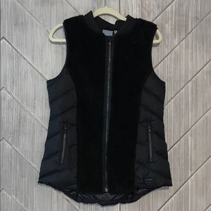 Athleta Black Vest